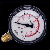 Nyomásmérő óra 4 bar