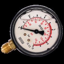 Nyomásmérő óra 10 bar