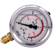 Nyomásmérő óra 16 bar
