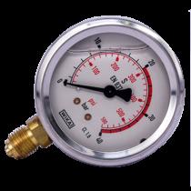 Nyomásmérő óra 40 bar
