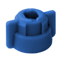 SW8/10 záróanya + tömítés kék