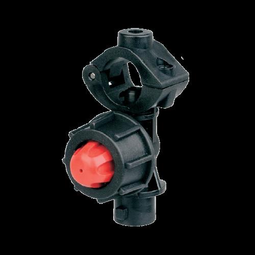 1 állású szórófejtest csepegésgátlóval 20mm-es csőre