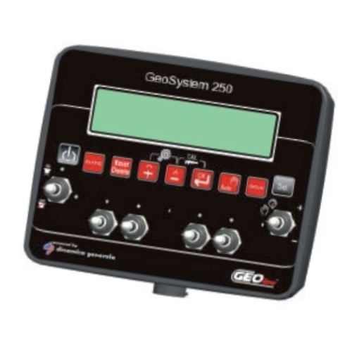 GeoSystem 250 OS Permetező computer 4sz.