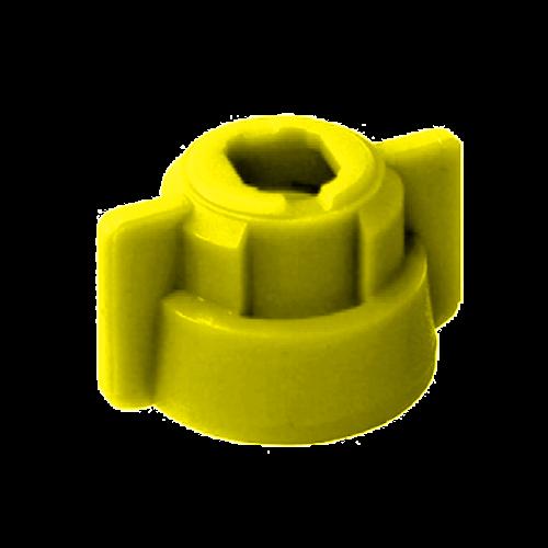 SW8/10 záróanya + tömítés sárga