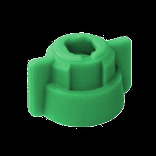 SW8/10 záróanya + tömítés zöld