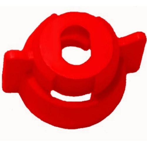 SW8 záróanya + tömítés Multi piros